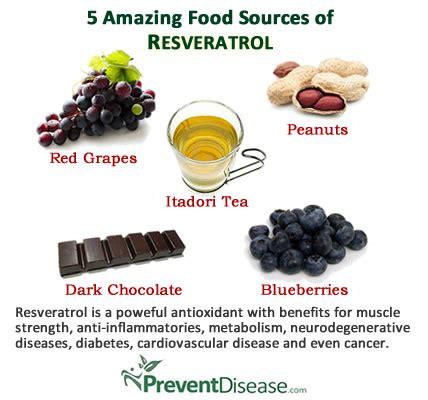 amazing sources  resveratrol