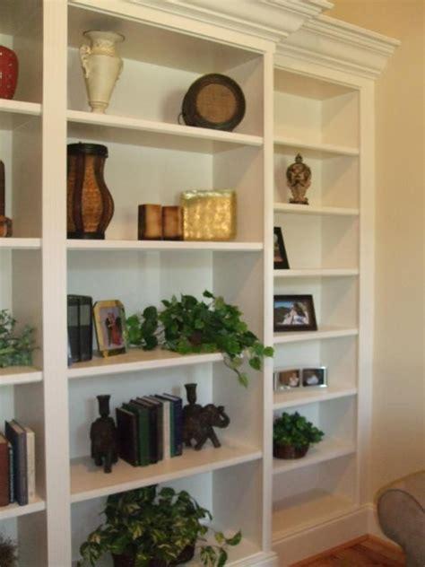Custom Bookshelf Ideas by Built In Bookcases And Bookshelves Home Style Design