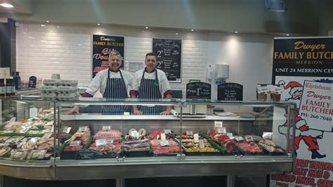 dwyers family butcher  merrion shopping centre