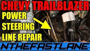Ufe0ftrailblazer Power Steering Line Repair Ud83d Udd27