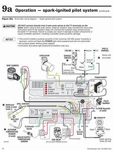 Thermostat - C-wire On Weil-mclain Cga Series 2