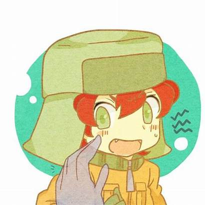 South Park Kyle Chibi Anime Fan Stan
