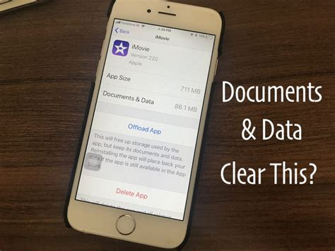 iphone clear documents and data clear documents and data in ios 11 on iphone new ways