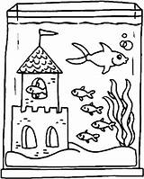 Aquarium Fish Tank Coloring Pages Castle Inside Drawing Cartoon Line Drawings Georgia Netart Kid Getcolorings Printable Clipartmag Getdrawings Tse2 Bing sketch template