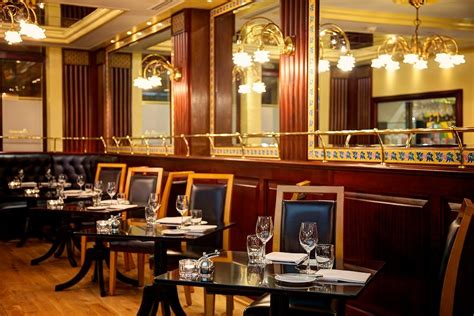 cuisine brasserie the chester grosvenor restaurant dining and