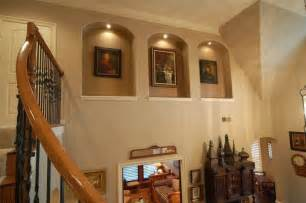 mini art niche exle wall niche decorating ideas