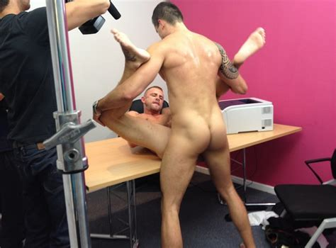 exclusive behind the scenes with jay roberts and taylor scott