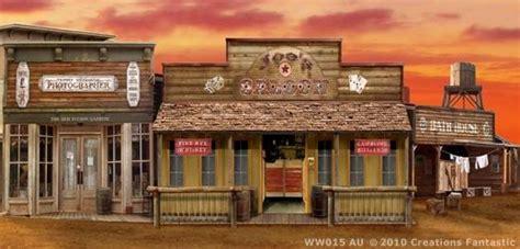 western backdrop wild west town  western backdrops