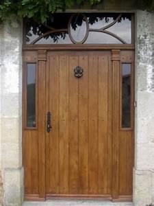 installation de portes et fenetres par billy menuiserie With belle porte d entrée