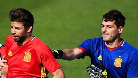Ex-Real Madrid Keeper Iker Casillas Jokes That Gerard ...