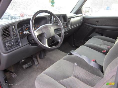 2003 Chevy Silverado Interior by 2003 Chevrolet Silverado 2500hd Ls Regular Cab 4x4
