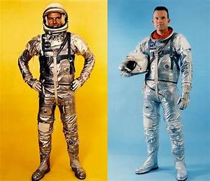 A Brief History of the Space Suit