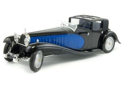 All results related to bugatti royale found on 80 scale modeling websites and the scalemates kit database. Solido 118356 BUGATTI ROYALE TYPE 41 1930 1/18 Modellino