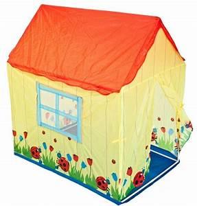 Maison Pour Enfant : tente enfant maison coccinelles ~ Teatrodelosmanantiales.com Idées de Décoration