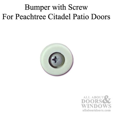 bumper kit peachtree citadel patio door