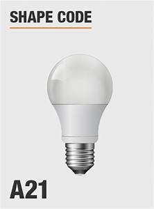 Home Depot Led Light Bulbs Dimmable Cree 40w 60w 100w Equivalent Soft White 2700k A21 3 Way