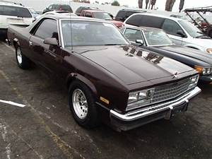 Salvage 1986 Chevrolet Camaro With Vin 1g1fp87s8gn117116 On Auction By