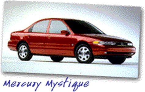 how to fix cars 1997 mercury mystique head up display mercury mystique 1997 car talk