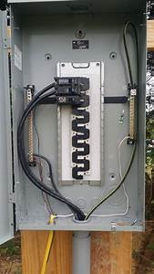 30 3 Wire Sub Panel Diagram