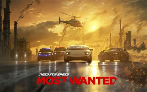 2012 Need for Speed Most Wanted Wallpapers | HD Wallpapers ...