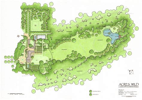 acres wild masterplan masterplan by acres acres georgian grandeur garden design plans landscape
