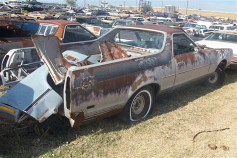 1978 Ford Ranchero GT Parts Car