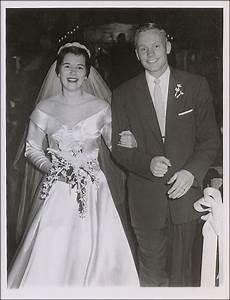 Neil Armstrong and first wife Janet Shearon married on ...
