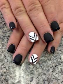 Black and white nail art see more about nails