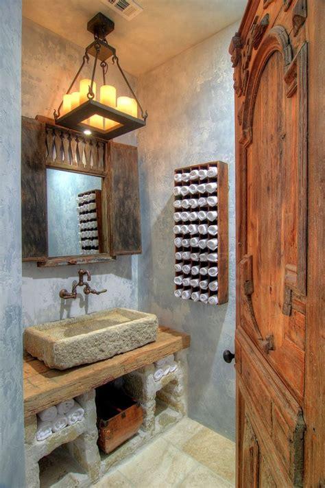 Small Bathroom Rustic Decorating Ideas by 25 Rustic Bathroom Decor Ideas For World
