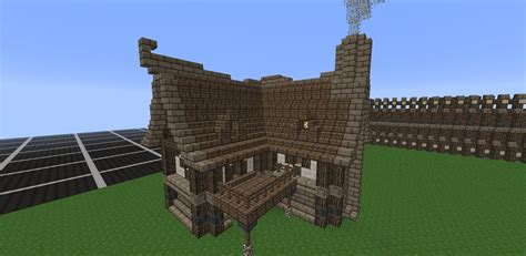 houses blueprints minecraft house tutorial how to build a house