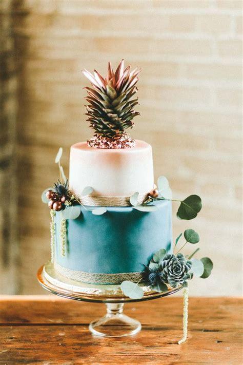 beautiful  yummy tropical wedding cakes weddingomania