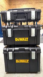 Dewalt Tough System – Mobile Storage Workshop Addict