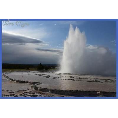Great Fountain Geyser - ToursMaps.com