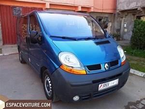 Consommation Renault Trafic : renault trafic occasion beni mellal diesel prix 153 000 dhs r f bel120 ~ Maxctalentgroup.com Avis de Voitures