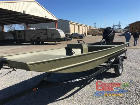 Lowe Boats Phone Number by New 2016 Lowe Boats Roughneck 1655 Big River Jon Boat In