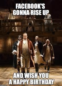 Happy Birthday Alexander Hamilton Memes