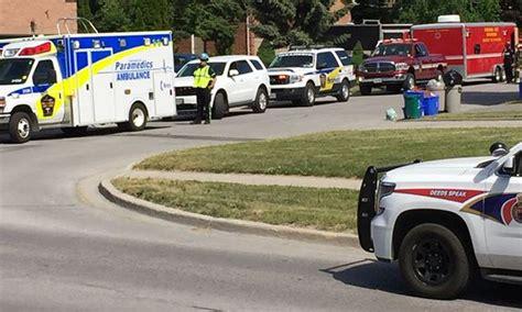 Garbage truck fire forces evacuation of Georgina neighbourhood