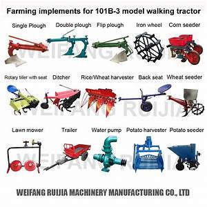 Agriculture Machinery Factory Supply 8hp To 22hp Mini