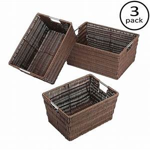 whitmor storage tote collection 1475 in x 650 in With whitmor document boxes set of 5