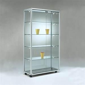 Petite Vitrine En Verre : vitrine verre ~ Dailycaller-alerts.com Idées de Décoration