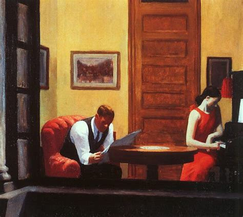 edward hopper comes to the silver screen agenda