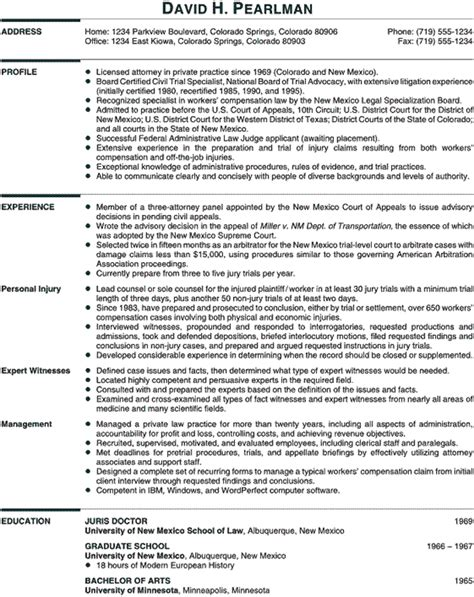 Vita Resume Format by How To Write A Curriculum Vitae Cv Format Sles Xcitefun Net