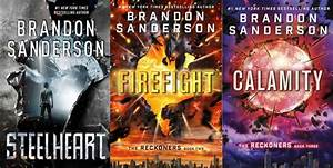 Brandon Sanderson Announces New Apocalypse Guard Book ...