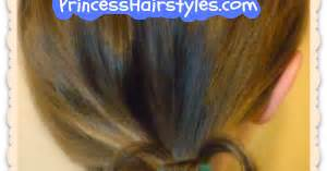 elastic wrap double hair bow hairstyle hairstyles