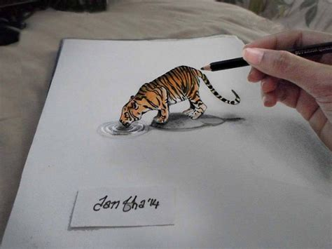 iantha naicker creates beautiful  drawings