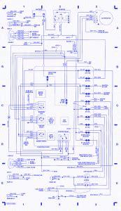 Isuzu Pickup Efi Electrical Circuit Wiring