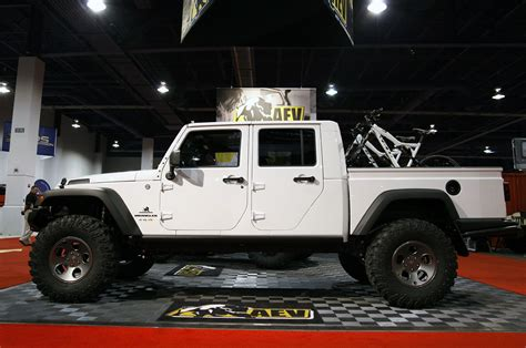 jeep brute single cab aev ram 2013 aev concept vehicle american expedition