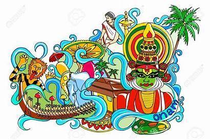 Onam Kerala Clipart Celebrate Why Significance Festival
