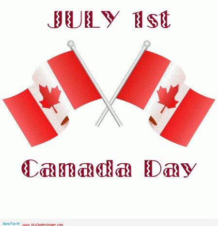 Happy Canada Day Our Lovely Neighbors The North