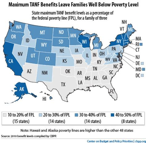what is tanf mirror mirror on the wall which state has the biggest welfare benefits of all
